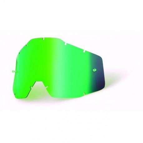 Cristal Espejo Verde 100%