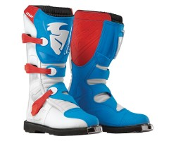 BOTAS THOR BLITZ MX 2016 RED BLUE