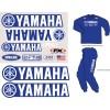 Factory Rider Iron On-Yamaha