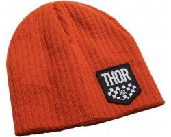 Gorro Polar Thor Beanie Chex Orange