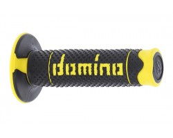 PUÑOS DOMINO DSH BLACK/YELLOW