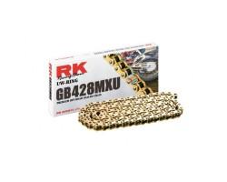 CADENA DE RETENES RK GB428MXU CON 126 ESLABONES