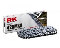 CADENA RETENES RK 420MXU CON 120 ESLABONES