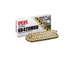 CADENA DE RETENES RK GB420MXU CON 120 ESLABONES