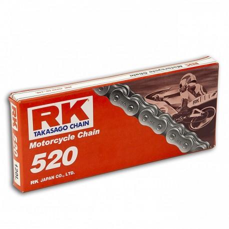 CADENA RK 520M 118P STANDAR BLACK