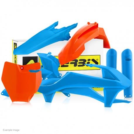 Full Kit AcerbisTDL Limited Edition SX/SX-F 16-18 AZUL/NARANJA