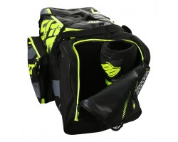 BOLSO TRANSPORTE SHOT SAC DE SPORT 2.0 BLACK/NEON YELLOW 2018