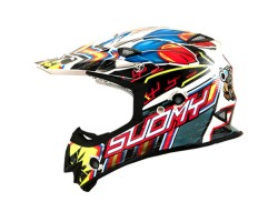 Casco Suomy MR Jumps West