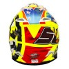 Casco Suomy MR Jumps Amarillo Fluor 2018