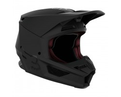 CASCO FOX V1 MATTE 2019 MATTE BLACK