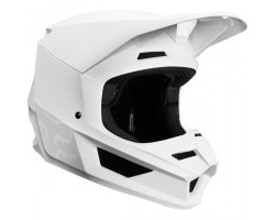 CASCO FOX V1 MATTE 2019 WHITE