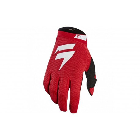 GUANTES SHIFT WHIT3 LABEL AIR ROJO