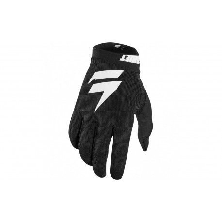 GUANTES SHIFT WHIT3 LABEL AIR NEGRO