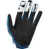 GUANTES SHIFT WHIT3 LABEL AIR AZUL