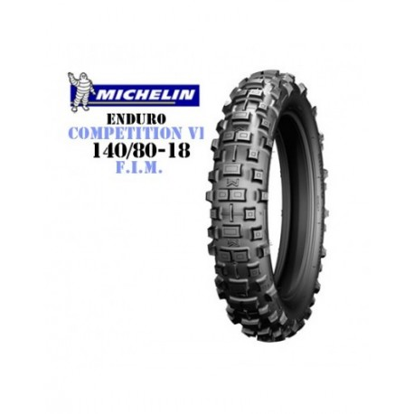 MICHELIN ENDURO COMPETITION VI 140/80-18 70R