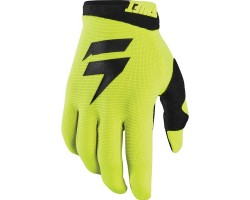 GUANTES YOUTH SHIFT WHIT3 LABEL AIR 2020 FLO YELLOW