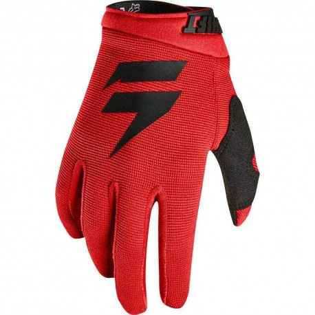 GUANTES YOUTH SHIFT WHIT3 LABEL AIR 2020 BLACK/RED.