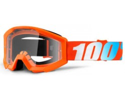 GAFAS 100% STRATA ORANGE NEW