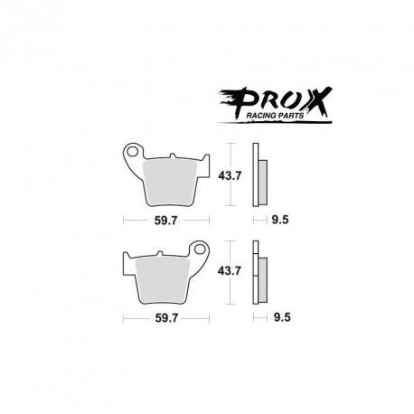 Pastillas Freno PROX Trasera