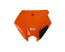 PLACA FRONTAL PORTANUMERO KTM SX 03-06