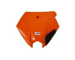 PLACA FRONTAL PORTANUMERO KTM SX 03-06