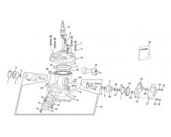 JUNTA CILINDRO SHERCO SE 125 FACTORY 0.3mm