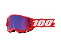 GAFA 100% ACCURI 2 CHICAGO - Mirror Red 2021
