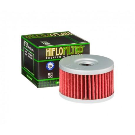 Filtro Aceite Hiflofiltro HF137