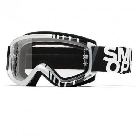 Gafas Smith Fuel V.1 Silver Vert