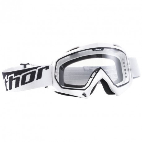 Gafas Thor Enemy Solid Blanca